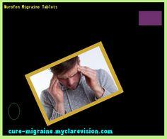 Nurofen Migraine Tablets 155445 - Cure Migraine
