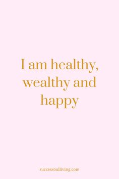 Are you looking for daily affirmations to start manifesting wealth into life? Success-soul® Living shares 58 affirmations for success and abundance using the law of attraction. Positive Affirmations Quotes, Positive Mantras, Affirmations For Women, Morning Affirmations, Money Affirmations, Affirmation Quotes, Affirmations For Success, Mindset Quotes Positive, Prosperity Affirmations