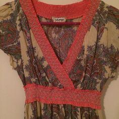 Sale Last Callhp Lulumari Boho Dress