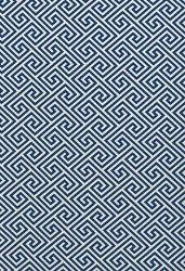 Greek Key Schumacher fabric