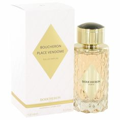 Boucheron Place Vendome by Boucheron Eau De Parfum Spray 100 ml - Beauty N Fashion & More