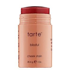 Tarte Cheek Stain Blissful 1 oz * Learn more by visiting the image link. Blush Makeup, Skin Makeup, All Things Beauty, Beauty Make Up, Too Faced Bronzer, My Black Is Beautiful, Makeup Brush Set, Beauty Supply, 1 Oz