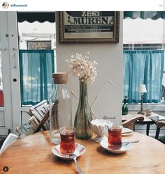 Tea of Turkish :-)  by Elifhanimcik
