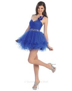 Quinceanera Mall - Dama Dress #DM907