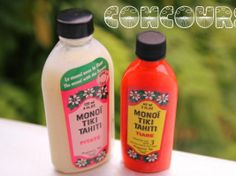 Concours : découvrez l'authentique monoï avec la Parfumerie TIKI • Hellocoton.fr