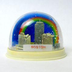 Boston, MA [snow globe] by Vaguely Artistic, via Flickr