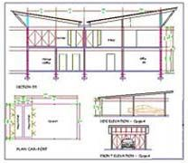 Wooden Carport Plans and Blueprints, how to build a wood ...