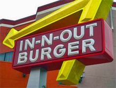 Secret In-N-Out Burger menu