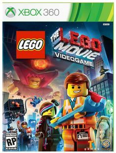 LEGO The Movie Videogame -- keep your eye out for this one, coming soon!