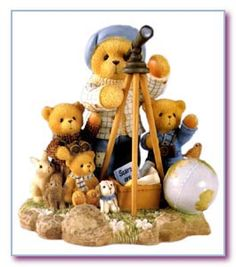 Christmas Cherished Teddies 1999 | cherished teddies