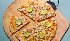 The Great Chicken Challenge Yummy Chicken Recipes, Yum Yum Chicken, Cheeseburgers, Love Pizza, Honey Mustard, Recipe Using, Vegetable Pizza, Competition, Easy Meals