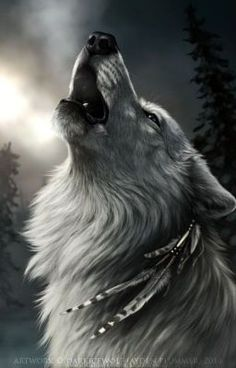 Candida Tormora Orta on You are a loner, You are just a wolf, In your chest Fire of the gods. Anime Wolf, Wolf Love, Wolf Spirit, My Spirit Animal, Wolf Tattoos, Lone Wolf Tattoo, Native American Wolf, Wolf Artwork, Wolf Painting