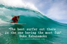 Here's a list of our favourite surfing quotes taken from a mixture of surfing movies, surfing legends! Surfing Quotes, Ocean Quotes, Beach Quotes, Sunset Quotes, Lyric Quotes, Qoutes, Softball, Surf Movies, Soul Surfer
