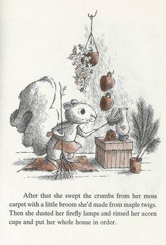 Miss Suzy    Favorite childhood book :)