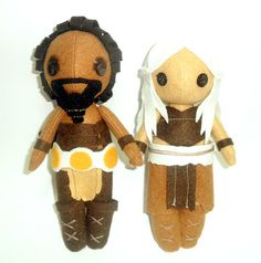 Game of Thrones doll set