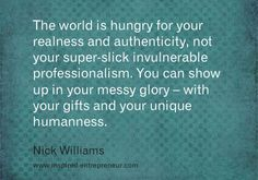 Principles of spiritually intelligent business from Nick Williams of www.inspired-entrepreneur.com