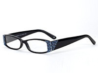 35809495bc2 Jimmy Crystal Right Angle Reading Glasses
