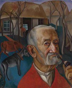 Борис Дмитриевич Григорьев (1886–1939)
