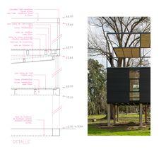 Galería de Cabaña Delta / AToT-Arquitectos todo Terreno - 24