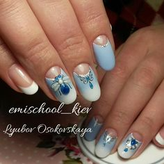 @pelikh_ E.Mi school nails
