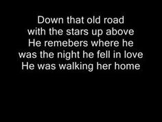 Mark Schultz-Walking Her Home    can my love story please be like this? yeahkthanks.