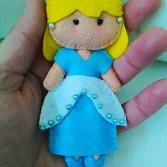 Bambolina fatto a mano