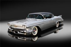 1958 Cadillac | 1958 CADILLAC ELDORADO SEVILLE Lot 638 | Barrett-Jackson Auction ...