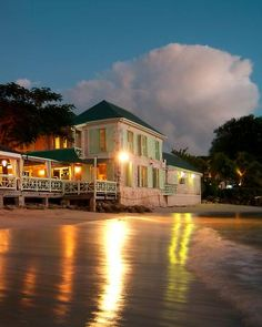 Little Good Harbour, Barbados...home of The Fish Pot Restaurant