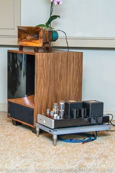 Burwell and Sons Loudspeakers | Plain Jane