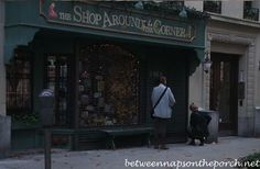 The Shop Around the Corner bookstore in Movie, You've Got Mail