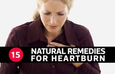 15 Natural Remedies for Heartburn & Severe Acid Reflux - KEEPHEALTHYALWAYS.COM - Reliable Health Advice and Remedies