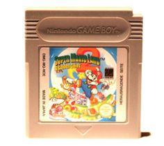 Gameboy Spiel Super Mario Land 2,6 Golden Coins für Game Boy