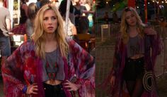 Gillian Zinser as Ivy on 90210