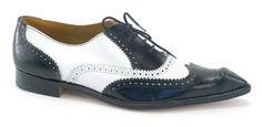 Fluevog swordfish brogue from the 1990s and still going strong.
