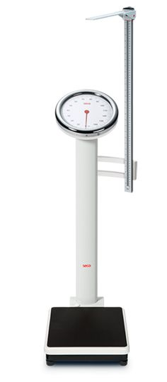 seca 786 Mechanical Column Scale with Measuring Rod