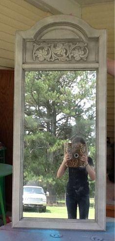 Mirror I redid!!!