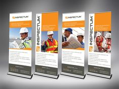 roll up banner design inspiration - Google Search