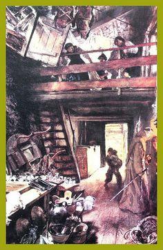 Image009   par yanpetro Adolf Von Menzel, Mystic, Public, Explore, Painting, Art, Art Background, Painting Art, Kunst