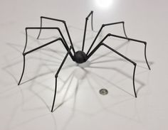 Metal Sculpture Welded Sculpture Metal Spider by RayMercadante