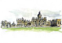 Castle Howard Front