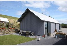 New Barn by Rural Office for Architecture