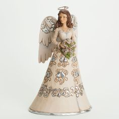 Jim Shore Angels | Enesco Jim Shore Angels Collection 25th Anniversary Figurine