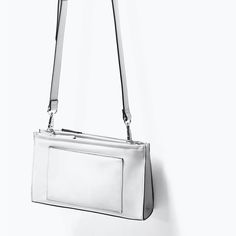 ZARA - SALE - MESSENGER BAG WITH POCKET