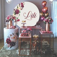 Best Baby Shower Ideas with You 2019 – Page 32 of 33 baby shower ideas; baby shower ideas for boys; Deco Baby Shower, Gold Baby Showers, Girl Shower, Baby Shower Games, Bridal Shower, Balloon Decorations, Birthday Party Decorations, Baby Shower Decorations, Wedding Decorations