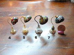 Tiffany Schreibtischlampen für die Puppenstube