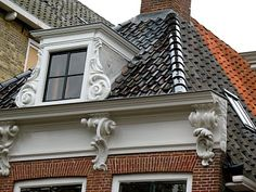 corbels and carvings