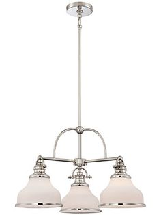 Grant 3-Light Chandelier | House of Antique Hardware