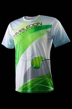 Áo thể thao Tennis Alien Armour Men's Ulight Wimbledon A006