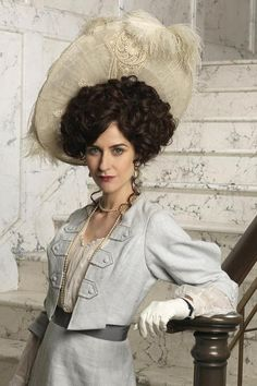 Katherine Kelly as Lady Mae Loxley in Mr.Selfridge (TV Series, 2013).