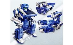 T3 Transforming Solar Robot, Scorpion and Tank - MPP8928 - Compare Prices and Deals, Shop & Buy Online in Australia at MyShopping.com.au